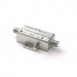TV Antenna Coaxial Grounding Block 4G LTE Filter Surge Protector
